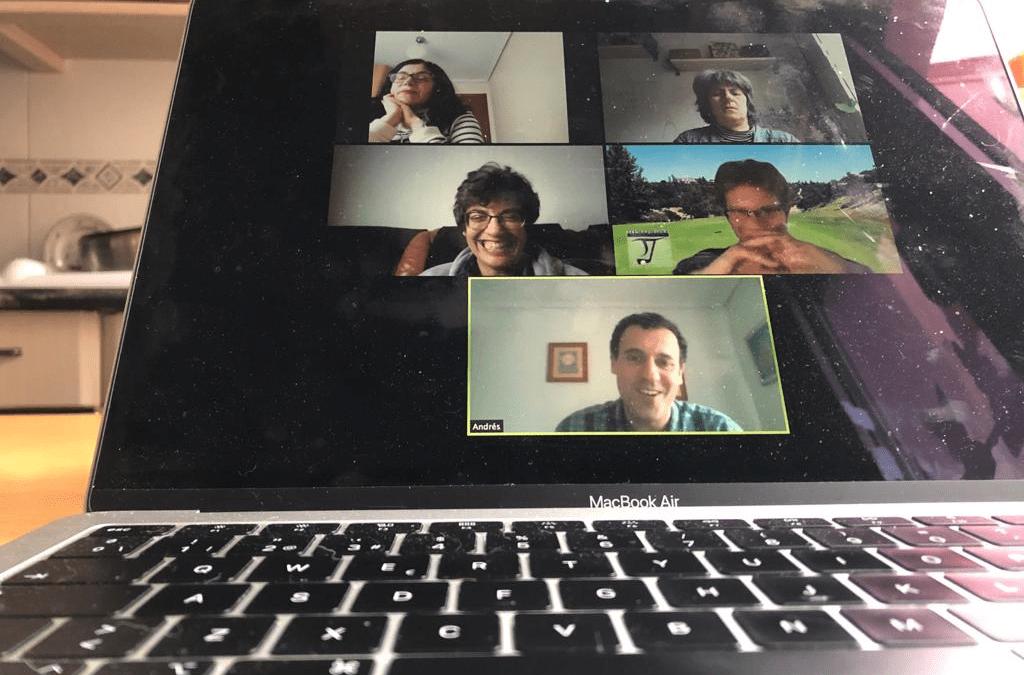 Conversación adultos (online y presencial)
